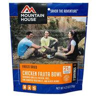 Mountain House Chicken Fajita Bowl - 2 Servings