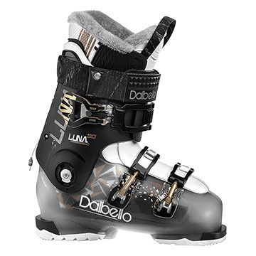 Dalbello Womens Luna 90 Alpine Ski Boot - 15/16 Model