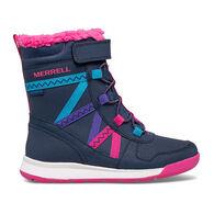 Merrell Girls' Snow Crush 2.0 Waterproof Boot