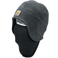 Carhartt Men's Fleece 2-in-1 Headwear