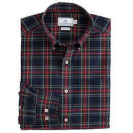 Southern Tide Men's Tidings Plaid Button-Down Long-Sleeve Shirt