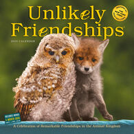 Unlikely Friendships 2019 Wall Calendar by Workman Publishing