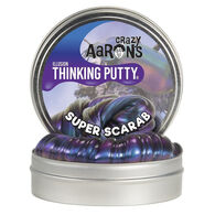 Crazy Aaron's Super Scarab Illusions Thinking Putty - 3.2 oz.