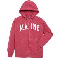 A.M. Men's Maine Arch Full-Zip Hooded Sweatshirt