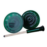 Knight & Hale Long Spur Glass Pot Turkey Friction Call