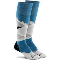Fox River Mills Women's Prima Alpine Lightweight Over-The-Calf Ski Sock