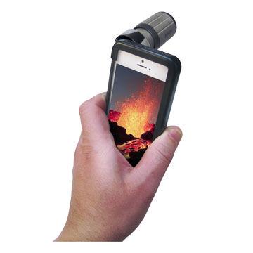 Carson HookUpz iPhone Adapter w/ Monocular