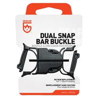 Gear Aid Dry Bag Dual Snap Bar Buckle