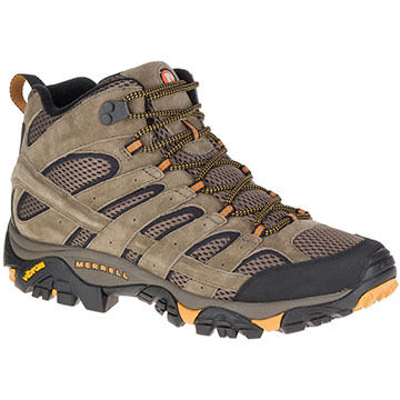 Merrell Mens Moab 2 Ventilator Mid Hiking Boot