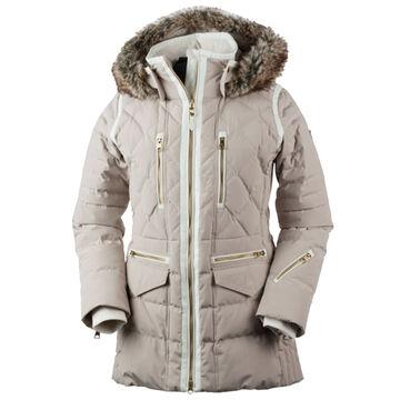 Obermeyer Womens Blythe Down Insulated Jacket