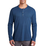 Kuhl Men's Enticr Henley Long-Sleeve Shirt