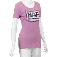 North River Women's Hug a Farmer Short-Sleeve T-Shirt