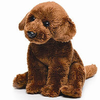Nat & Jules Chocolate Labrador Beanbag Stuffed Animal