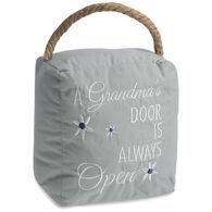 Pavilion Grandma's Door Stopper