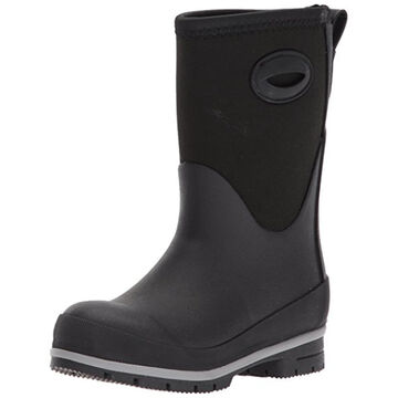 Western Chief Boys Solid Black Neoprene Winter Boot