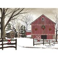 LPG Greetings The Christmas Barn Boxed Christmas Cards