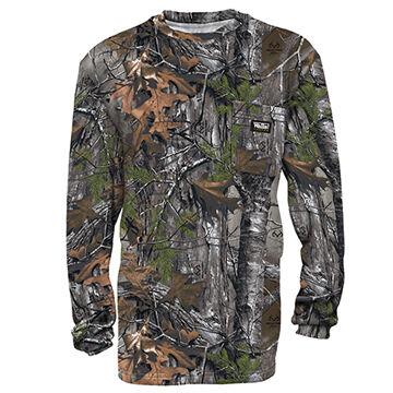 Walls Mens Big & Tall Legend Pocket Long-Sleeve T-Shirt