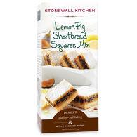 Stonewall Kitchen Lemon Fig Shortbread Squares Mix - 20.3 oz.