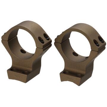 Browning X-Bolt 30mm Burnt Bronze Cerakote Integrated Scope Mount System
