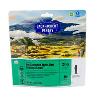Backpacker's Pantry Organic Cinnamon Apple Oats & Quinoa - 1 Serving