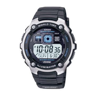 Casio World Time Sports Watch