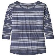 Patagonia Women's Shallow Seas 3/4-Sleeve Top