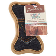 Aussie Naturals Denim Tuffs Dog Toy