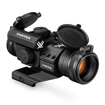 Vortex StrikeFire II 1x30mm Red / Green Dot Sight w/ Cantilever