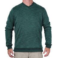 Bermo Men's Ike V-Neck Long-Sleeve Sweatshirt