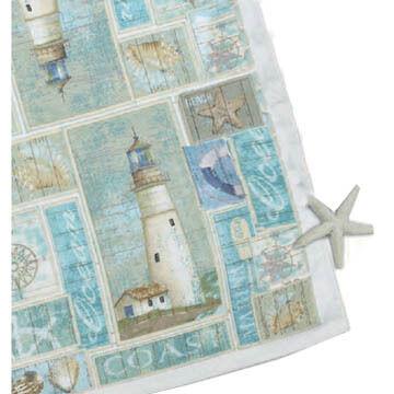 Kay Dee Designs Coastal Lighthouse Terry Towel