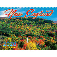 Maine Scene New England 2020 Wall Calendar