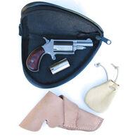 """North American Arms Super Companion Cap & Ball 22 Cal. / #11 Percussion 1.6"""" 5-Round Revolver Kit"""