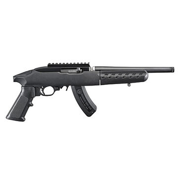 Ruger 22 Charger Takedown 22 LR 10 15-Round Pistol w/ Bipod