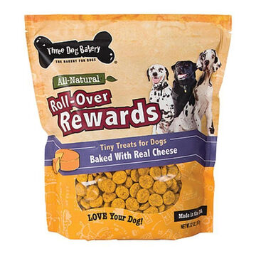 Three Dog Bakery Roll-Over Rewards Dog Treat