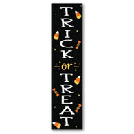 My Word! Trick or Treat Stand-Out Tall Sign