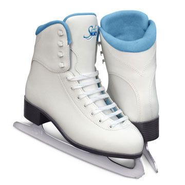 Jackson Womens Glacier SoftSkate GS180 Ice Skate