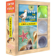 Simon & Schuster A Walk On The Beach: Into The Field Guide By Laurie Goldman