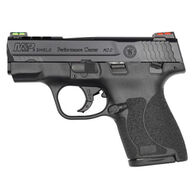 "Smith & Wesson Performance Center Ported M&P9 Shield M2.0 Hi Viz Sights 9mm 3.1"" 7-Round Pistol"