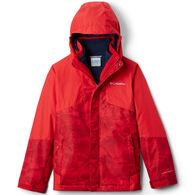 Columbia Boy's Bugaboo II Fleece Interchange Jacket