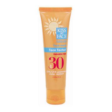 Kiss My Face SPF 30 Face Factor Sunscreen