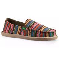 Sanuk Women's Donna Kauai Blanket Shoe