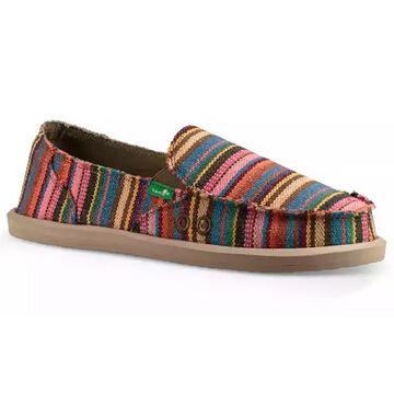 Sanuk Womens Donna Kauai Blanket Shoe