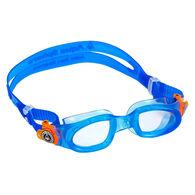 Aqua Sphere Moby Kid Clear Lens Swim Goggle