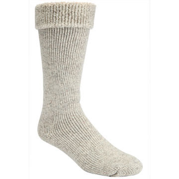 J. B. Fields Mens Icelandic 50 Below Gumboot Cuff Sock