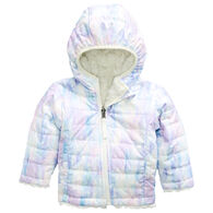 The North Face Infant Girls' Reversible Mossbud Swirl Hoodie