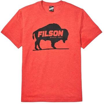 Filson Mens Buckshot Short-Sleeve T-Shirt
