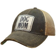 Vintage Life Women's Dog Mom Trucker Hat
