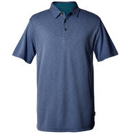 Royal Robbins Men's Great Basin Dry Polo Short-Sleeve Shirt