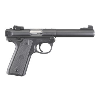 Ruger Mark IV 22/45 22 LR 5.5 10-Round Pistol