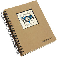 "Journals Unlimited ""It's About Time"" Day Planning Journal"